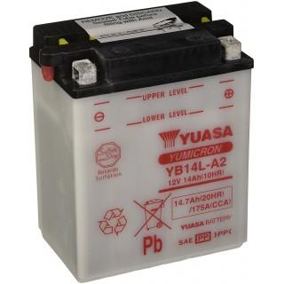 Batterie YUASA YB14L-A2 12 volts 14.7 ah