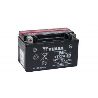 Batterie YUASA YTX7A-BS 12 volts 6.3 ah
