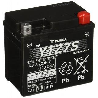Batterie YUASA YTZ7S 12 volts 6.3 ah