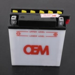 Batterie OEM CB9-B 6 volts 6 ah