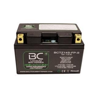 Batterie BC au lithium BCTZ14S-FP-S