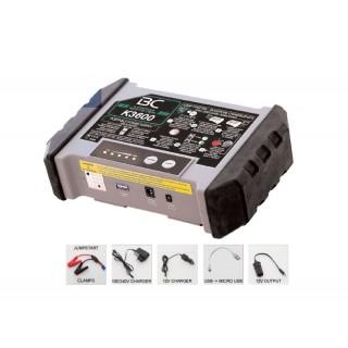 Chargeur et démarreur de batterie BC K3600