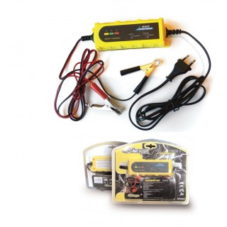 Chargeur phase 3 automatic de batterie 12 volts