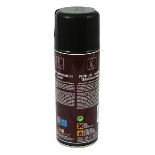 peinture noire haute température moto