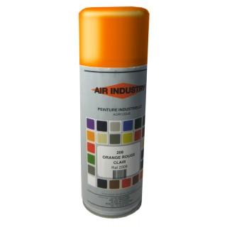 Peinture moto orange ktm acrylique