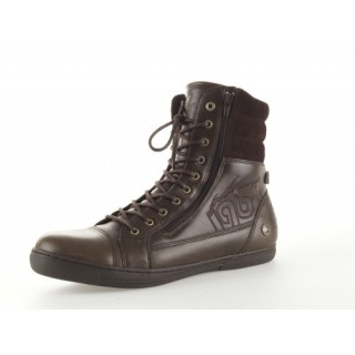 Bottines moto 1964 shoes cafe racer