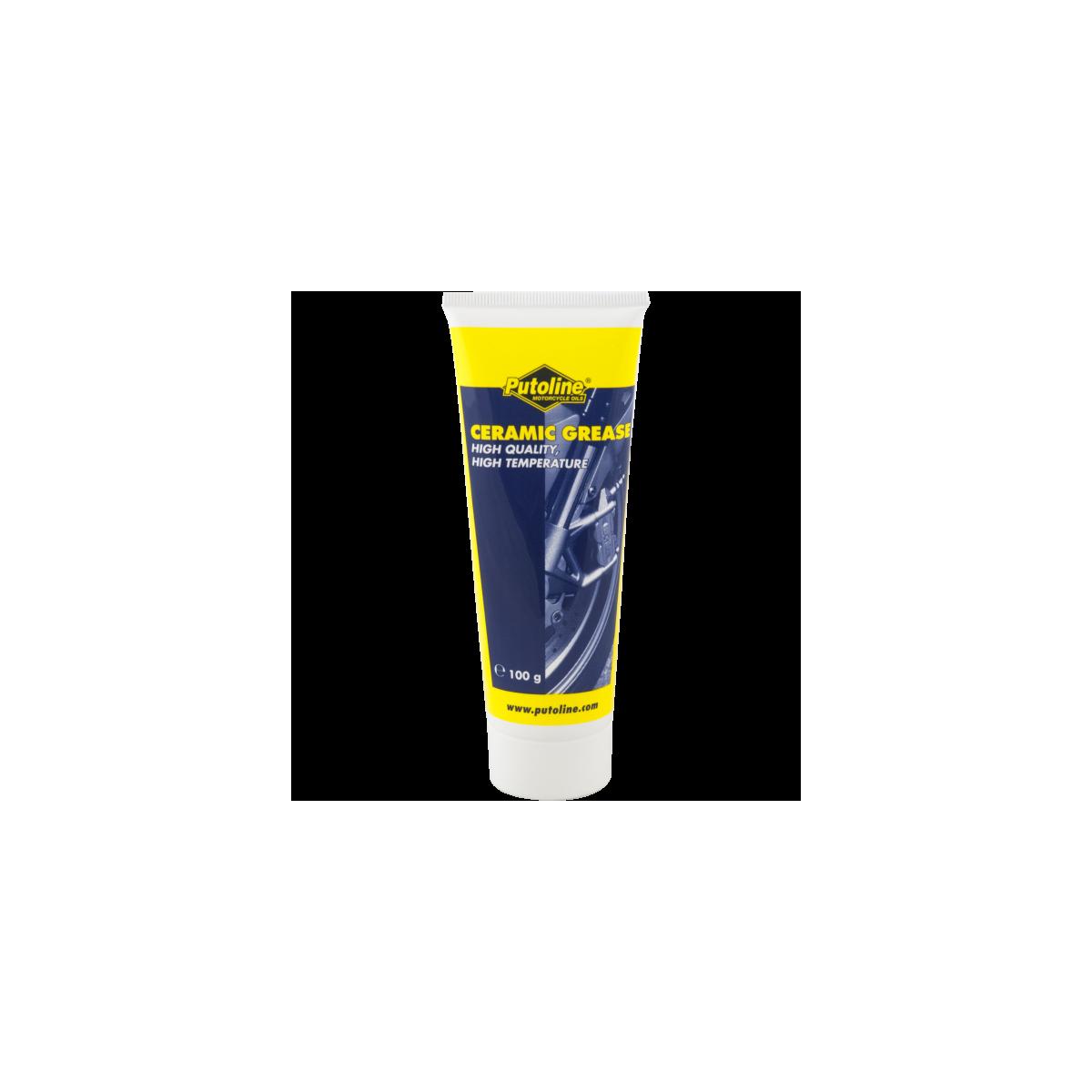 Graisse multi-usage ceramic hautes températures Putoline en 100 grs