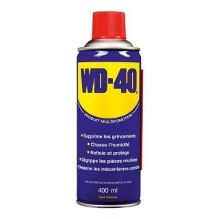 Lubrifiant multifonction WD-40 en 400 ML