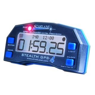 chronomètre gps moto starlane stealth gps 4