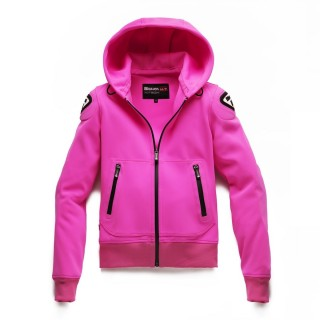 blouson textile blauer easy woman rose