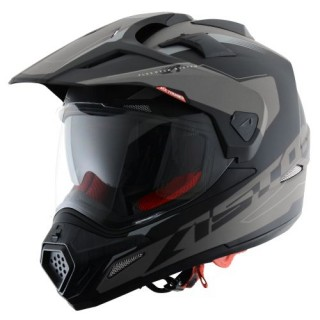 casque moto astone crosstourer monocolor