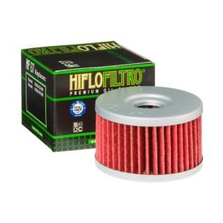 Filtre à huile moto hiflofiltro hf 137