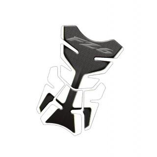 Protection de réservoir FZ6 noir Mad