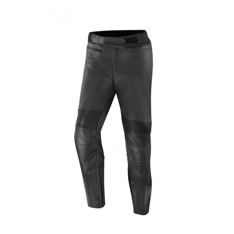 Pantalon cuir moto ixs tayler