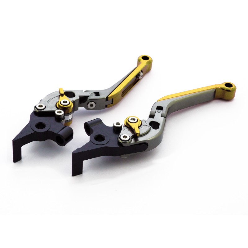 leviers articulés yamaha xsr 700/900 14-17 or
