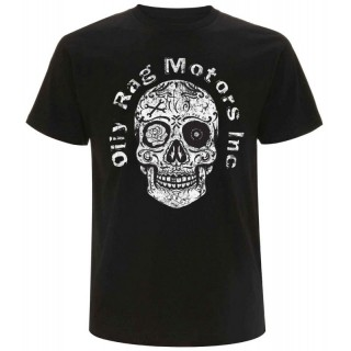 t-shirt oily rag motor inc