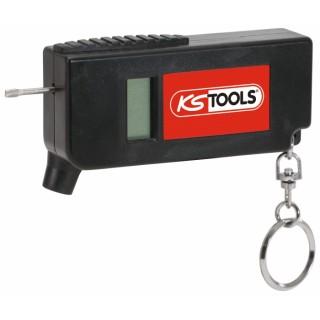 contrôleur de pression de pneu et jauge de profondeur ks tools
