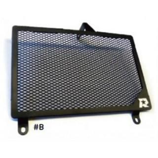 grille de protection de radiateur honda cb 500 x et cb 500 f de 2013 à 2015 noir