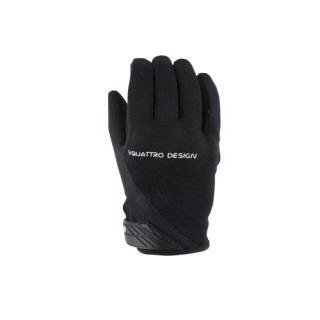 Gants V Quattro District kid noir
