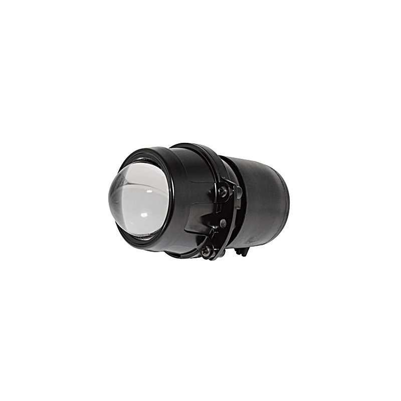 mini phare lenticulaire moto h1
