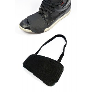 Protection chaussure Mad noire