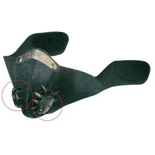 Pièces de remplacement pour masque à filtre Mad