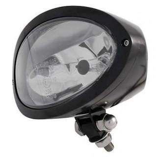 phare moto ovale iowa noir